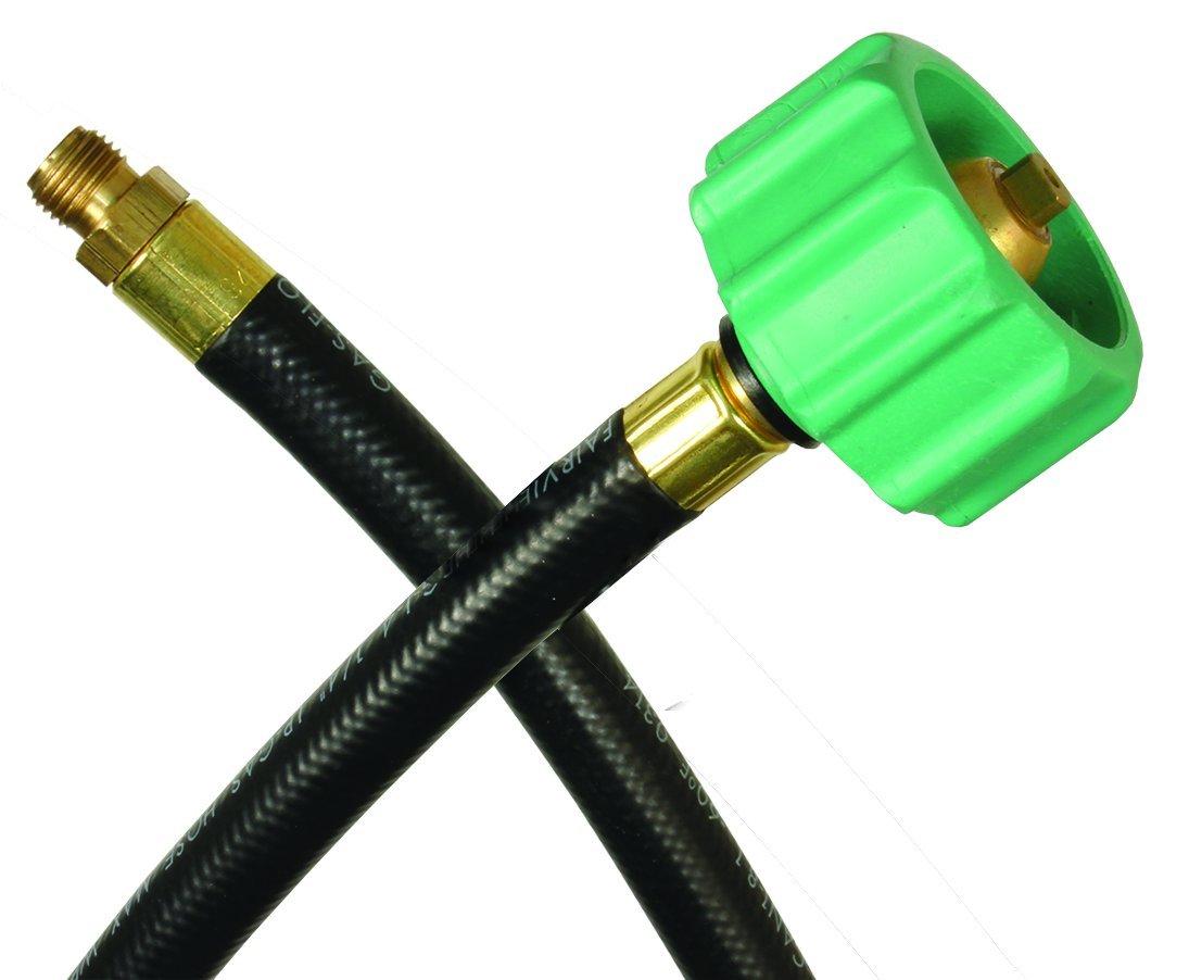 JR Products 07-30765 30 OEM Pigtail QCC1 End Hose