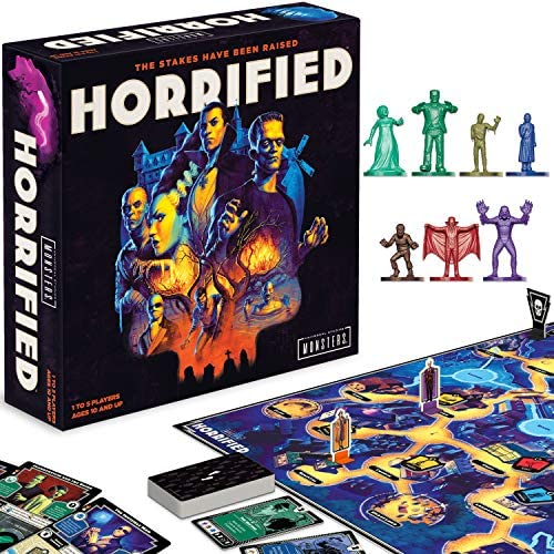 Ravensburger Horrified Universal Monsters Strategy product image