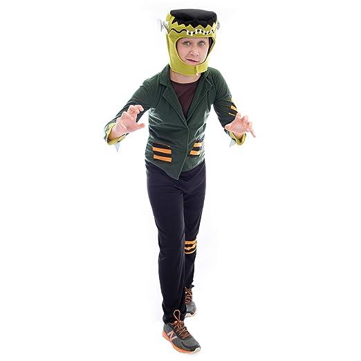 d82938ef6a2 Amazon.com  Boo! Inc. Flat-top Frankenstein