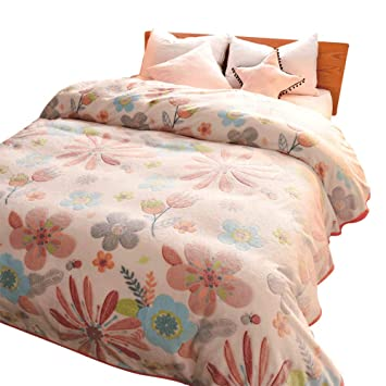 Amazon.com: Manta de franela de invierno, para sofá, cama ...