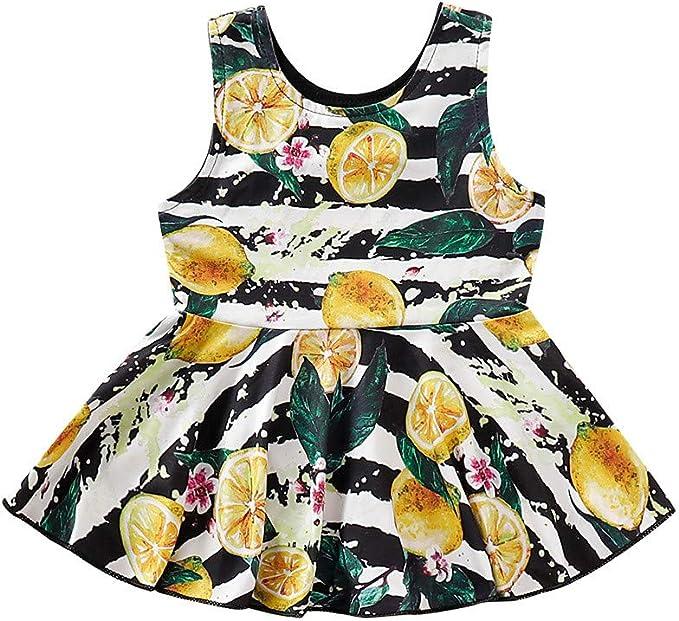 Summer Kids Tutu Lace Tulle Flower Girls Photo Prop Event Dress Size 2//3//4//5//6