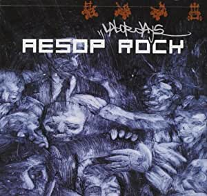 Labor Days By Aesop Rock 2011 Audio Cd Amazon Com Music