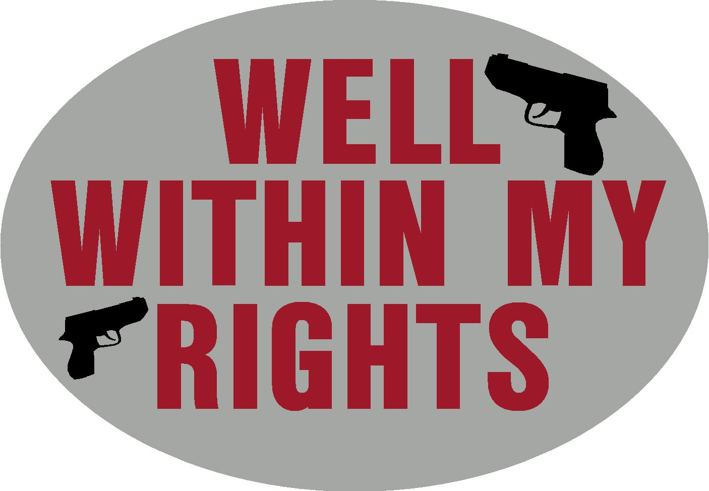 Knockout 618.4H Well Within My Rights Hitch Cover