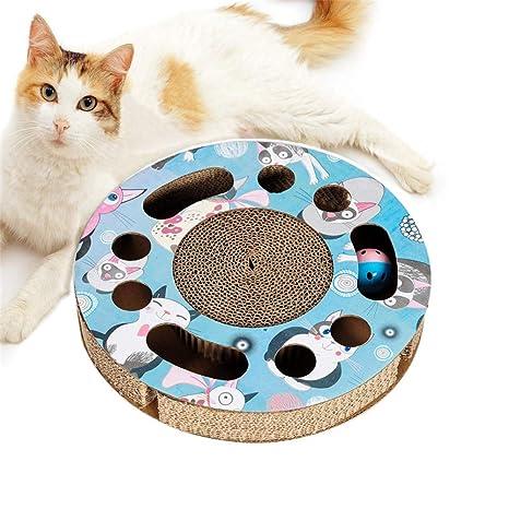 Rodillo interactivo para mascotas de Mora Pets Cat. Juguetes ...
