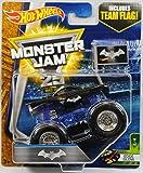 Hot Wheels Monster Jam 1:64 Scale Truck - Batman