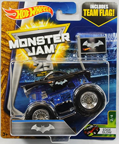 Price comparison product image Hot Wheels Monster Jam 1:64 Scale Truck - Batman
