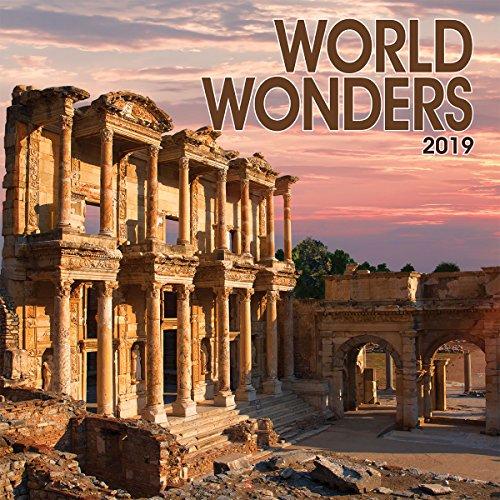 espátula Photo World Wonders 2019 - Calendario de pared para oficina (199989400720, 19998940072)