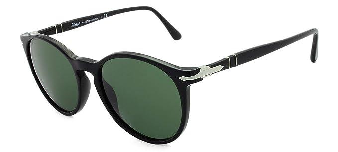 Persol 0PO3228S Gafas de sol, Black, 53 Unisex: Amazon.es ...