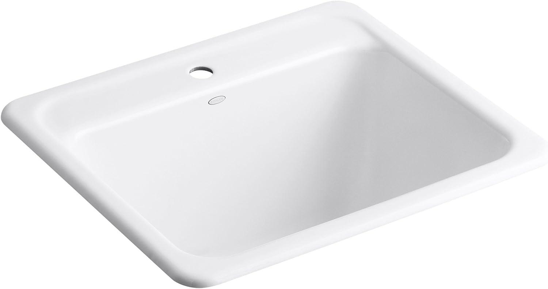 KOHLER K-19017-1-0, 26x23x16, White