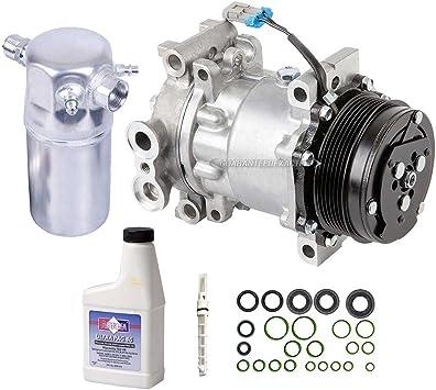 GMC Jimmy Sonoma V6 4.3L ONLY Chevrolet S10 Blazer A//C Condenser Kit Fits