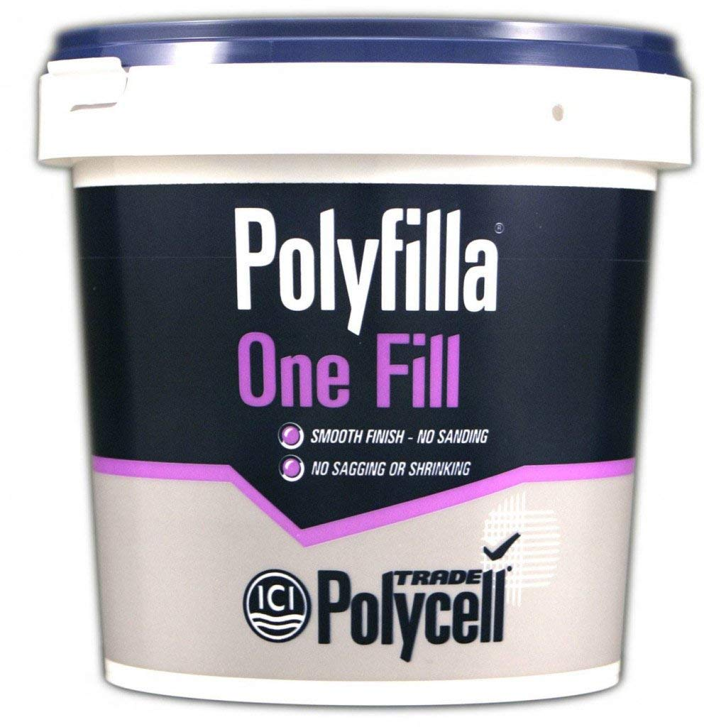 Polycell Trade One Fill 1L