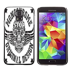Dragon Case - FOR Samsung Galaxy S5 - when I need you - Caja protectora de pl??stico duro de la cubierta Dise?¡Ào Slim Fit