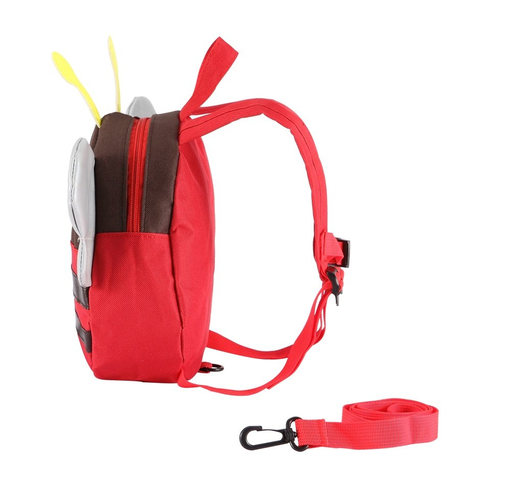 CONGMI Toddler Backpack Safety Harness Anti-Lost Backpack Pre-School Bag with Leash