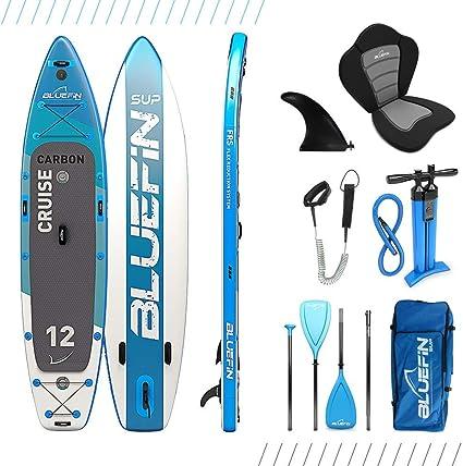 Bluefin SUP Sup Cruise Carbon 12, Adultos Unisex, Azul: Amazon.es ...