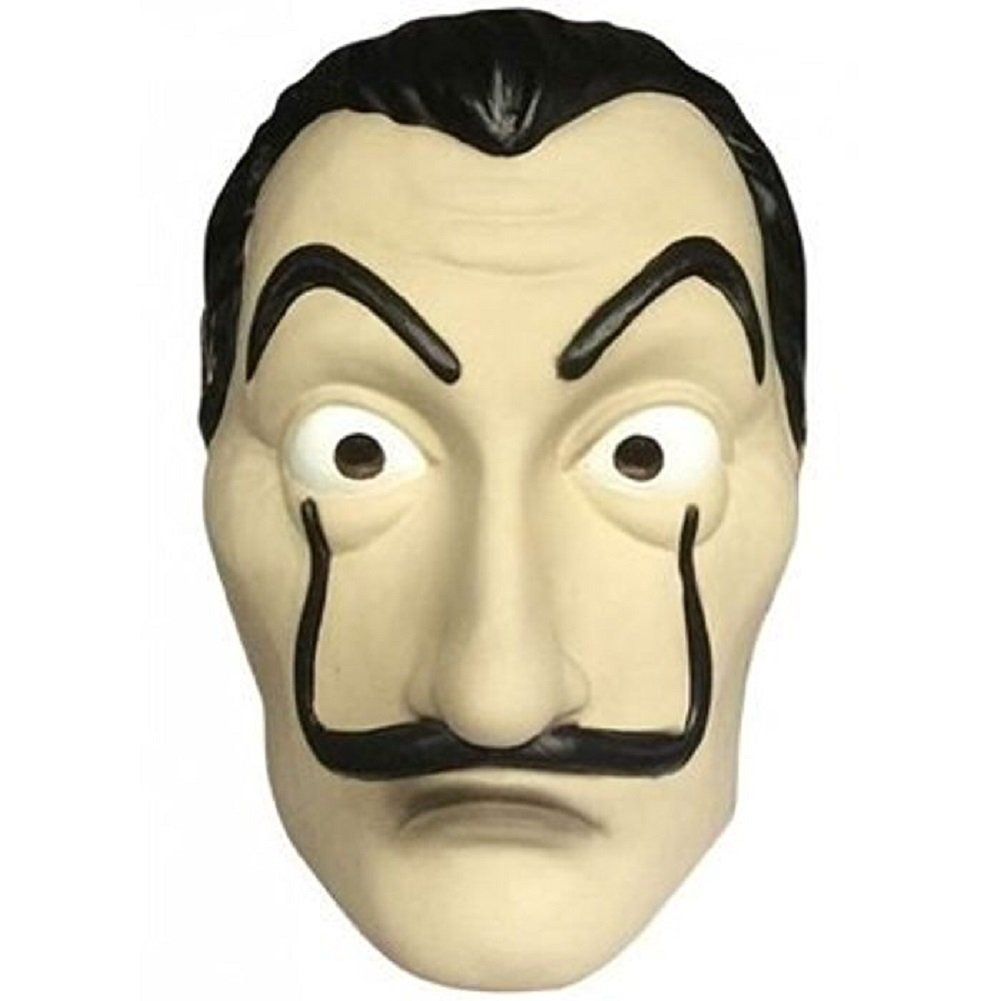 Amazon.com: TJoyfun Salvador Dali Mask La Casa De Papel ...