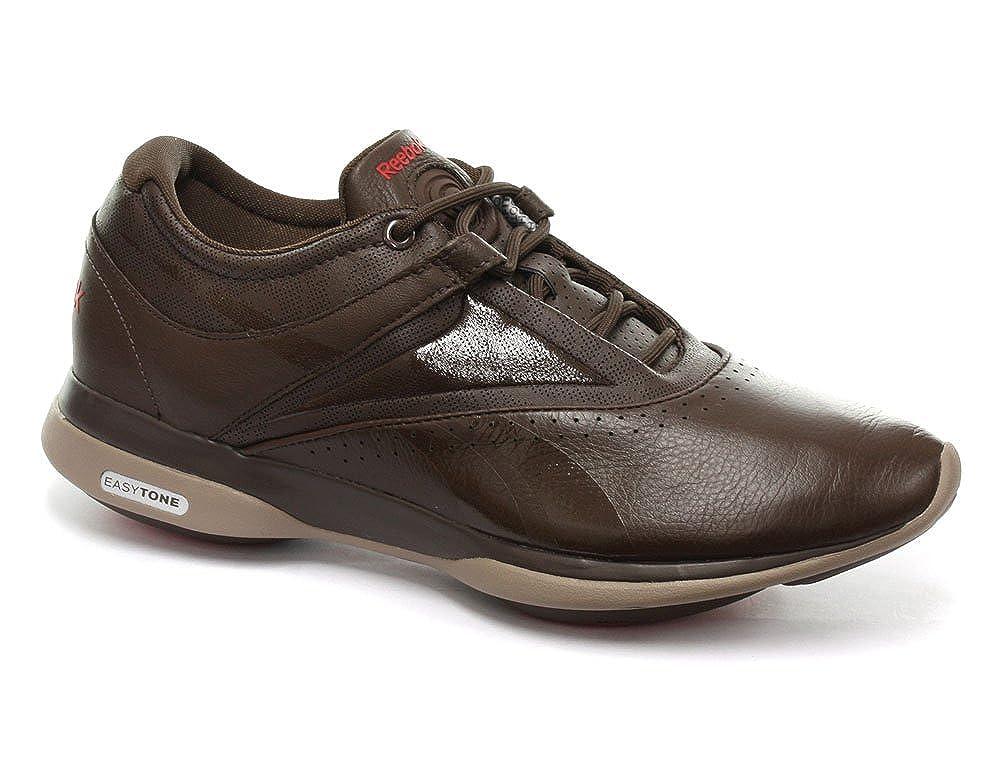 Reebok Easytone Reeawaken Damen Fitness Schuhe, Braun