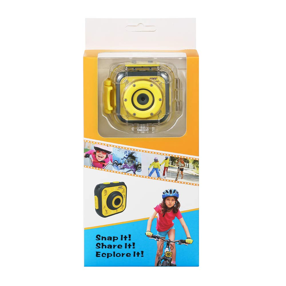 KODEE Kids Sports Waterproof Camera Action Video Digital Camera 1080 HD Camcorder for Girls Boys Toys Gifts Build-in Game by KODEE (Image #7)