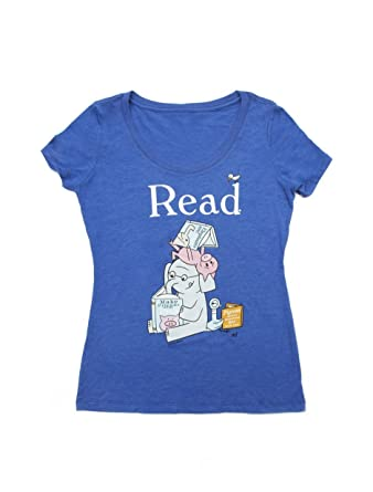 83e8a49f Amazon.com: Out of Print Women's Classic Children's Book-Themed ...
