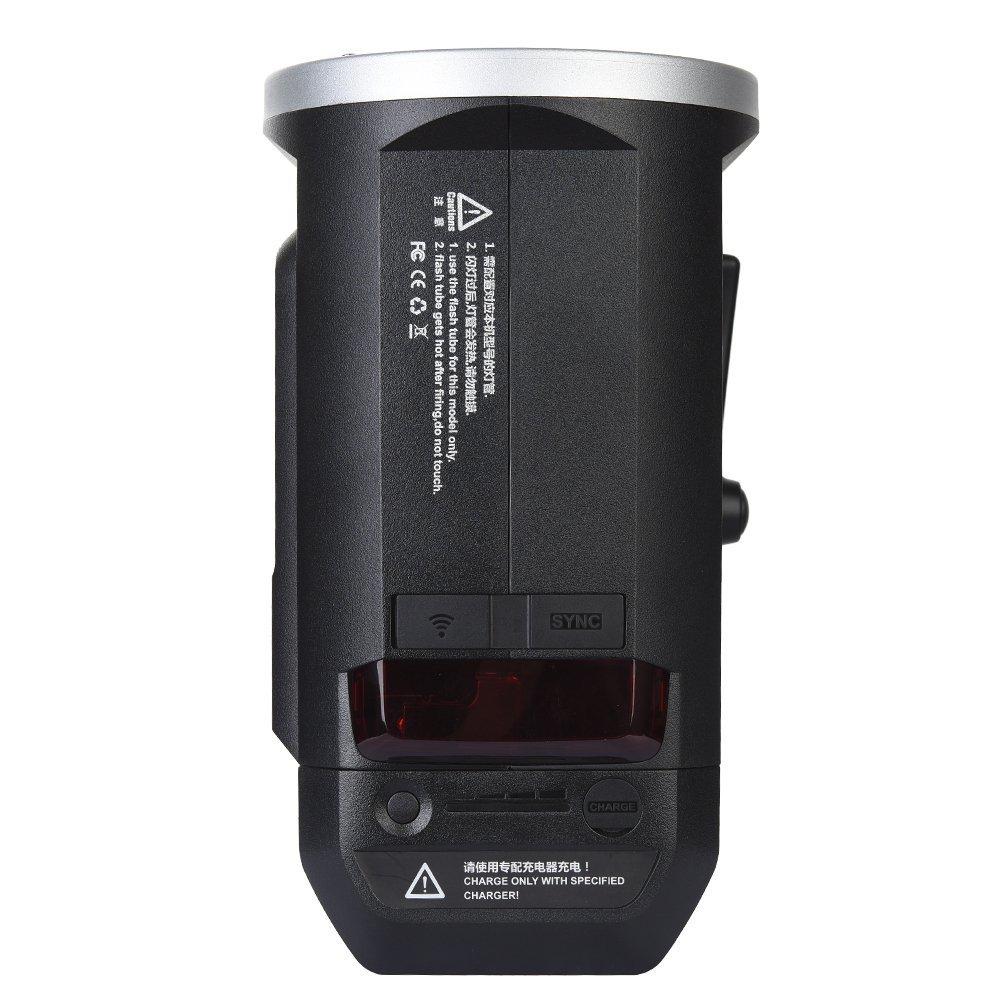 Godox AD600B TTL Bowen Mount GN87 600W HSS 1/8000s 2.4G Wireless with 8700mAh Lithium Battery Outdoor Studio Strobe Flash,Godox XPro-F Flash Trigger for Fuji Camera by Godox (Image #6)