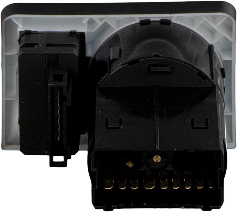 Febi Bilstein 37487 Lichtschalter Für Stand Abblendlicht Nebelscheinwerfer Und Nebelschlussleuchte 1 Stück Auto