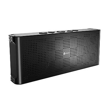 Mini Altavoz Bluetooth, iClever minialtavoz Inalambrico portail con Cubierta de Aluminio de Lujo,2