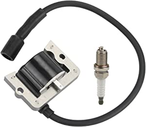 Harbot M133019 Ignition Module Coil for John Deere STX30 STX38 STX46 SST15 LT133 LT155 LX255 LX266 GT225 LT150 LT160 LTR155 LTR166 L110 Lawn Tractor