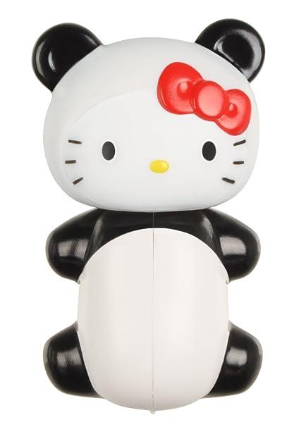 FLIPPER 11513 Hello Kitty Panda - Soporte de cepillo de dientes (8 cm, fijación