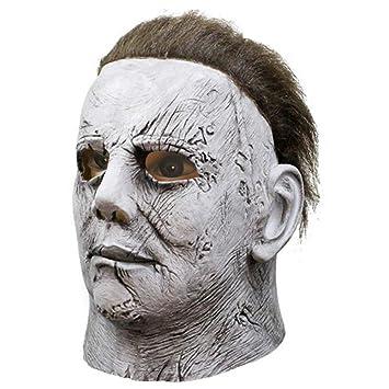 Details für Laufschuhe heißester Verkauf 3D Maske Kopfmaske für Halloween Rückkehrmaske Michael Myers ...