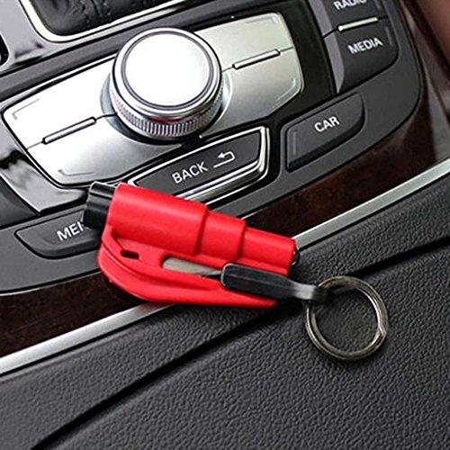 Vanker Mini Car Window Breaker Belt Cutter Emergency