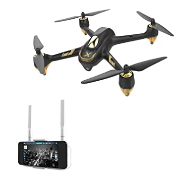 HUBSAN H501A X4 Brushless Drone GPS 1080P HD Cámara 5.8Ghz FPV ...