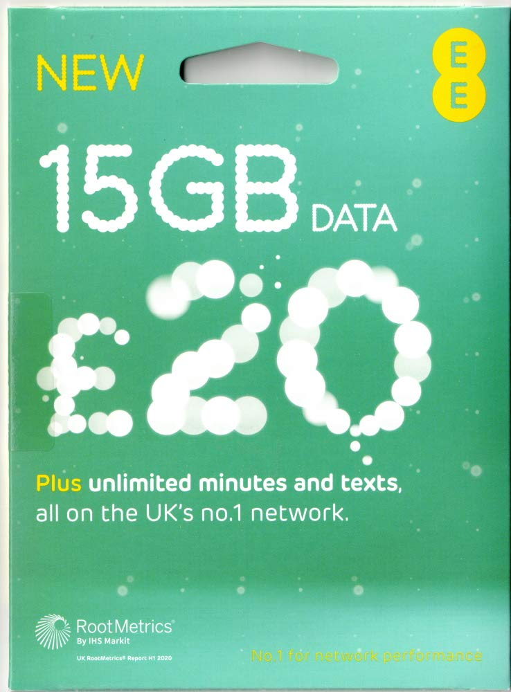 EE T-Mobile Superfast 4G Pay As You Go Triple Sim SEALED - With Unlimited Calls / Texts / Internet Data- For IPHONE 4, 4S, 5, 5C, 5S, 6, 6S, 6+ GALAXY S2, S3, S4, S5, S6, S6-Edge / Ipad 2, 3, 4 , iPad Air / Air 2, Galaxy Notes 2, 3, 4, 5 - > MOBILES DIRECTS COMMUNICATIONS LTD