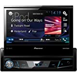 Pioneer Single Din 7-Inch Clear Type Fold-Out Touchscreen Multimedia Player