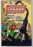JUSTICE LEAGUE of AMERICA #73, VF, 1st GA Superman, 1960, more in store