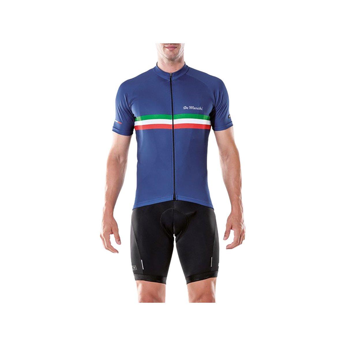 430eda600 Amazon.com  De Marchi PT Jersey - Short-Sleeve - Men s Royal
