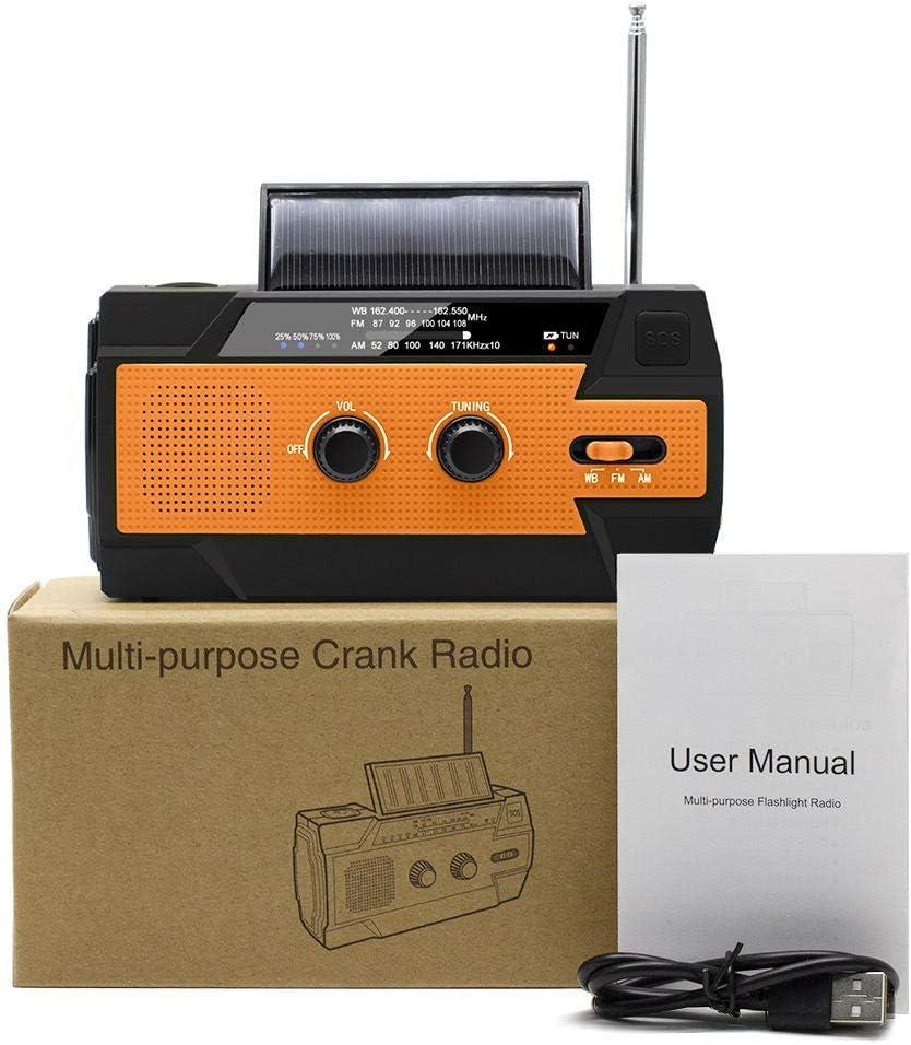 Radios & Radiorekorder Novelty Radios solar Radio mit kurbel ...