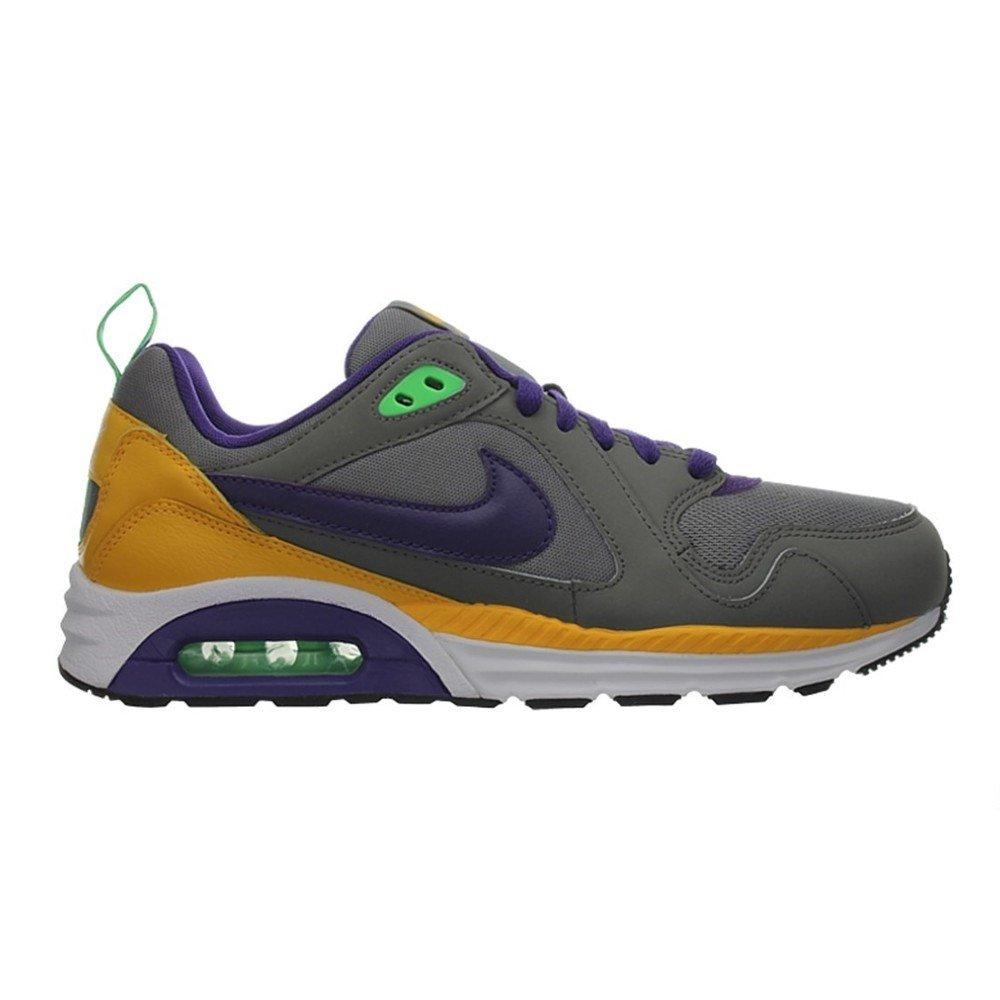 Nike Air Max Trax - Zapatillas para deportes de exterior de Piel para hombre Gris gris 40 EU