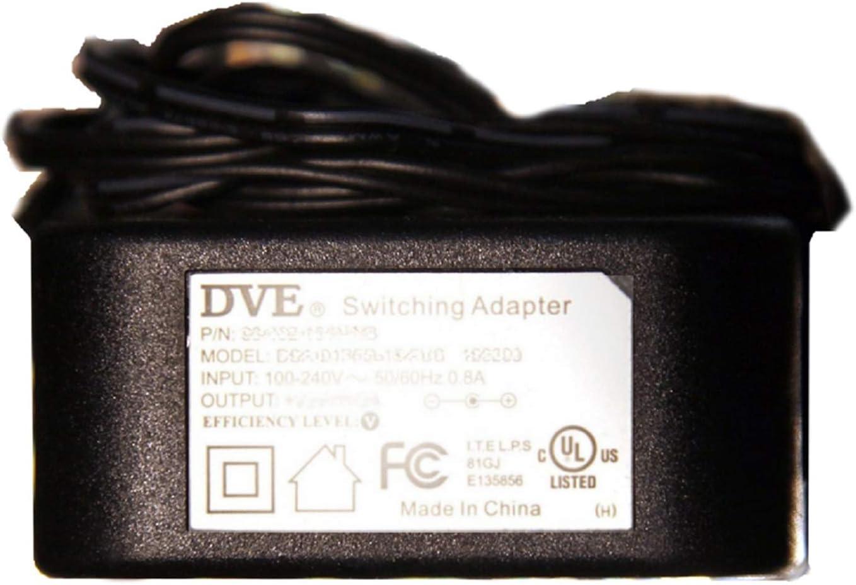 ADP-10 Homedics AC Adaptor Power Supply 12VDC 2A Model D12-2000