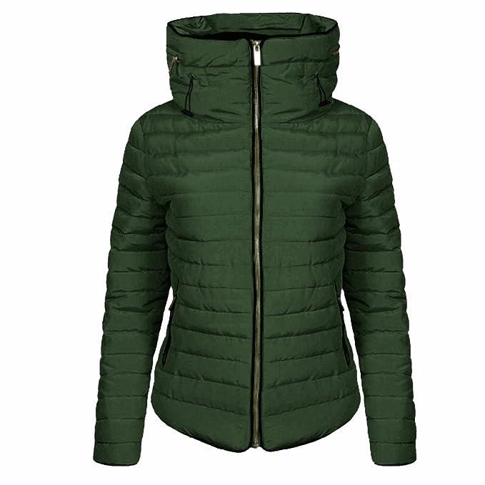 Nuevo para mujer acolchado chaqueta acolchada acolchado con capucha cuello de piel (talla 8, 10, 12, 14: Amazon.es: Ropa y accesorios