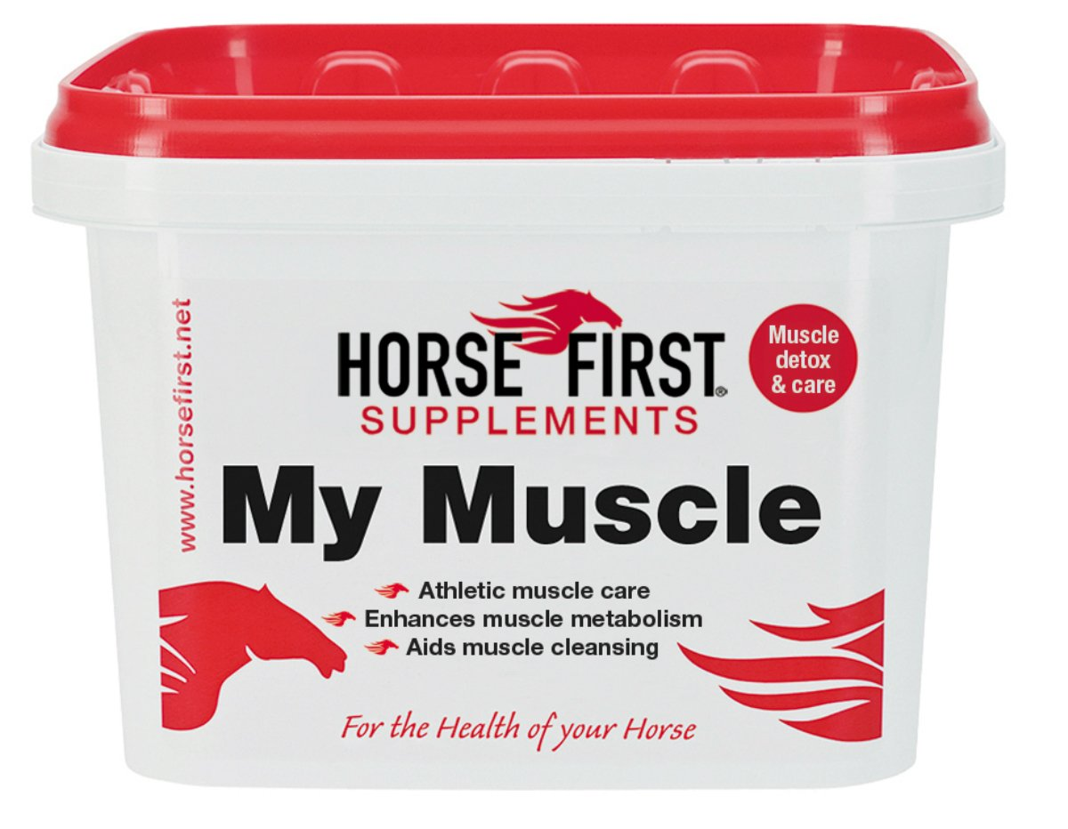 Horse First My Muscle 750g by Horse First (Image #3)