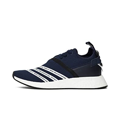 47c9157cab143 adidas White Mountaineering NMD R2 Primeknit Collegiate Navy - BB3072 Black  Size  3 UK