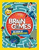 Brain Games: Big Book of Boredom Busters (Activity Books)