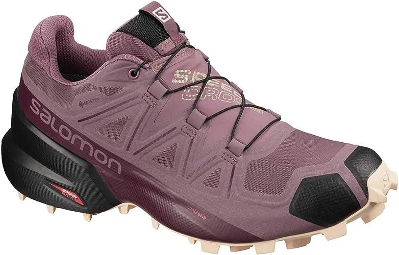 Amazon.com: SALOMON - Zapatillas de senderismo para hombre ...