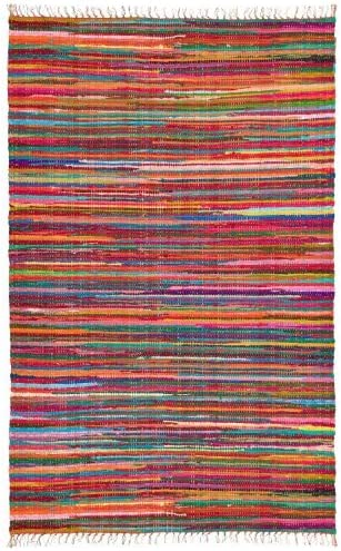 HF by LT Mardi Gras Collection Rug, 44 x 72-Inches