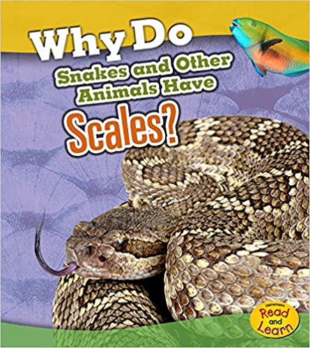 Book Why Do Snakes and Other Animals Have Scales? (Animal Body Coverings)