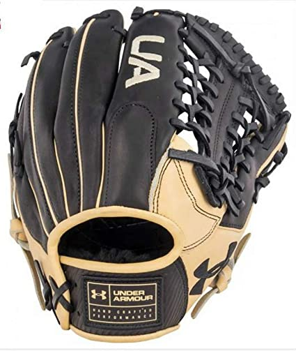 Black Under Armour UA Flawless 11.75 Inch UAFGFL-1175MT Baseball Glove