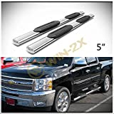 running boards chrome - WIN-2X 2pcs 5