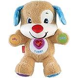 Fisher-Price Perrito primeros descubrimientos, juguete bebé +6 meses (Mattel CDL25)