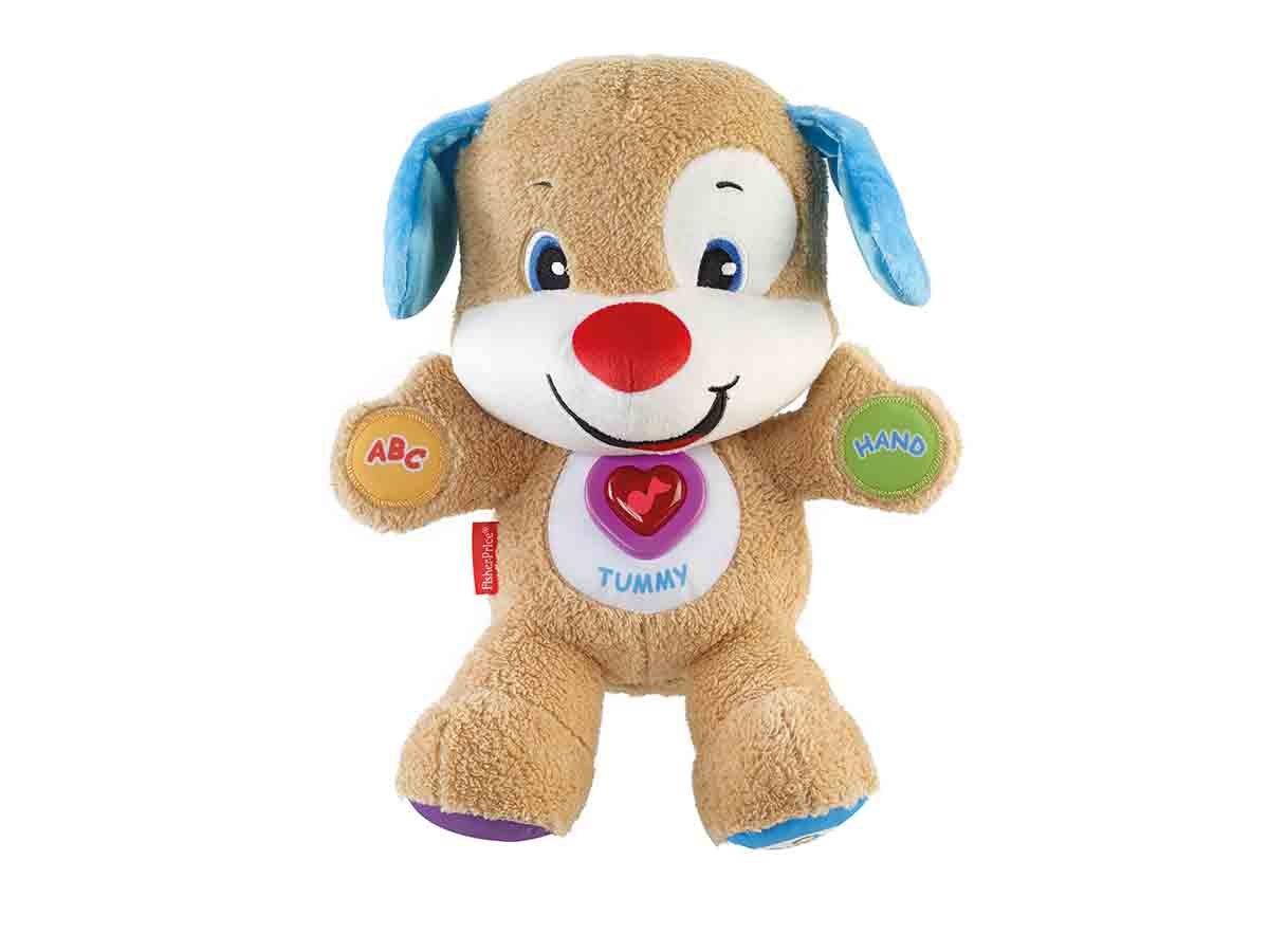 Fisher Price Perrito primeros descubrimientos cm Mattel CDL