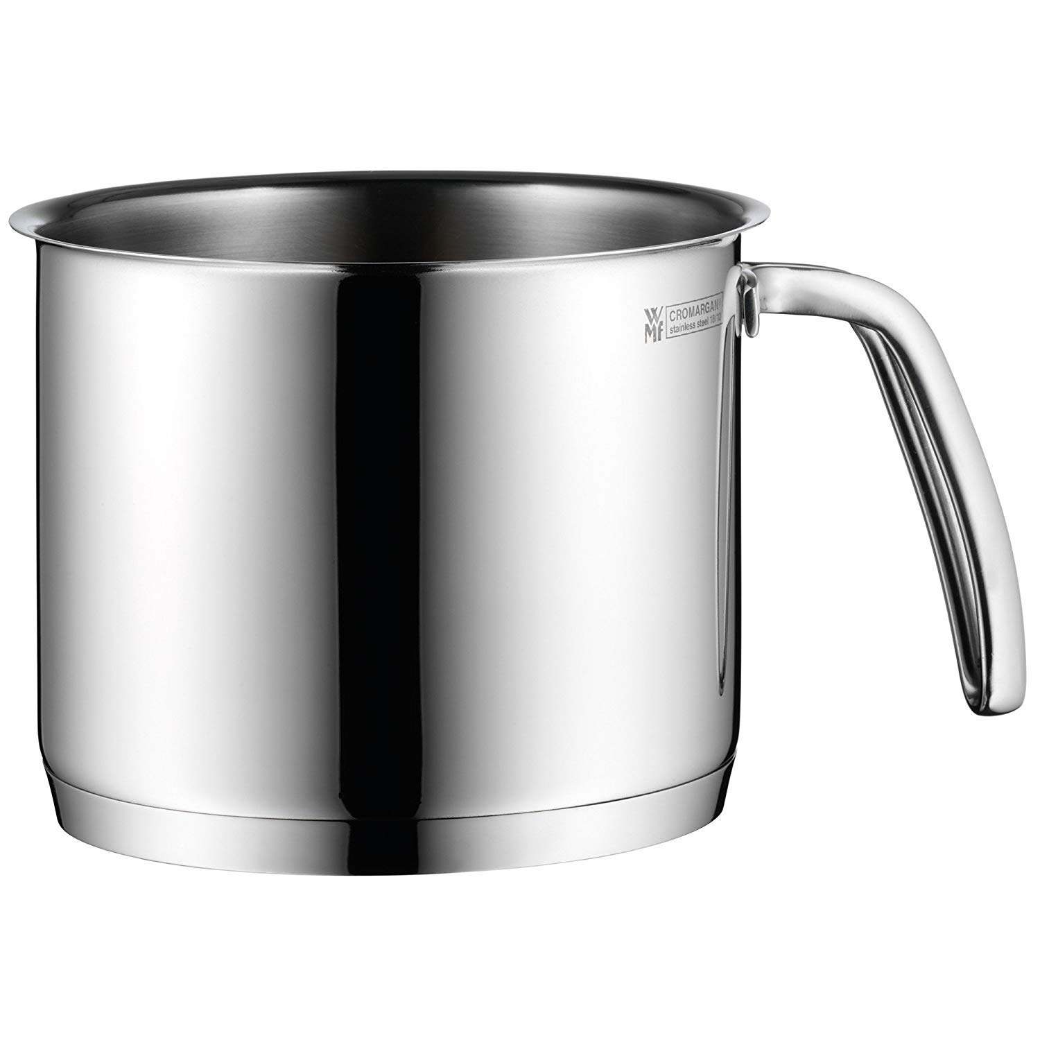 WMF Milk Pot Ø 14 cm Approx. 1.7L Provence Plus Pouring Rim Cromargan Stainless Steel Polished Suitable for Induction Hobs Dishwasher-Safe