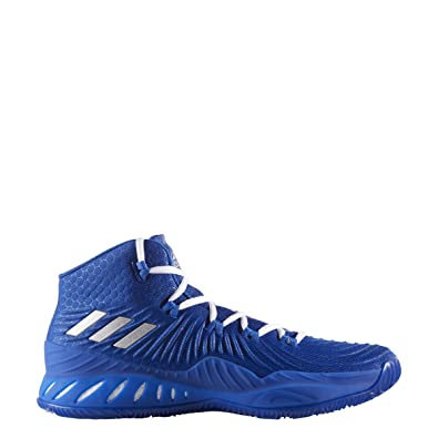 MENS ADIDAS CRAZY FAST in colors BLUE / RUNNING WHITE / ROYAL SIZE 10.5